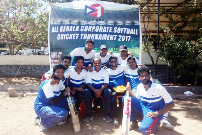 Invitation For Corporate Cricket Tournament: All Kerala Corporate Softball Cricket