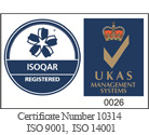 An ISO 9001:2015 & ISO 14001:2015 Certified