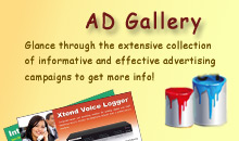 Advertisement Gallery