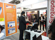 CommunicAsia 2012 - Marina Bay Sands, Singapore